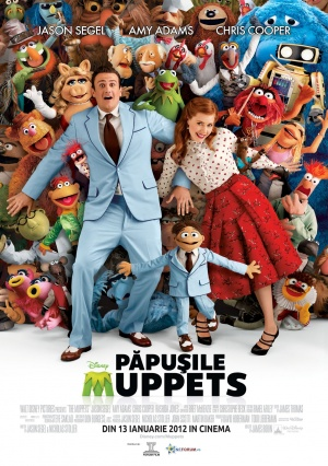 The Muppets 1109x1575