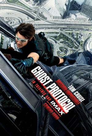 Mission: Impossible - Ghost Protocol 972x1440