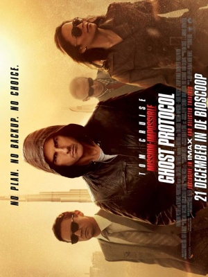 Mission: Impossible - Ghost Protocol 500x666