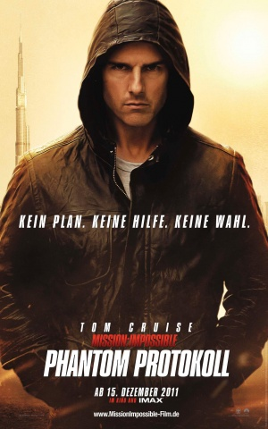 Mission: Impossible - Ghost Protocol 1280x2048