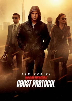 Mission: Impossible - Ghost Protocol 3543x5000