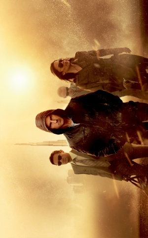 Mission: Impossible - Ghost Protocol 3123x5000