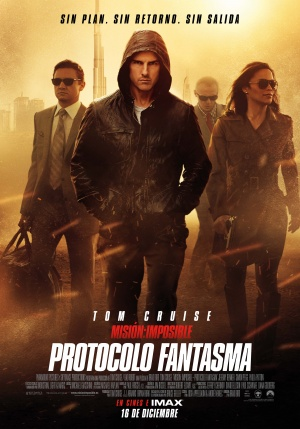 Mission: Impossible - Ghost Protocol 3500x5000