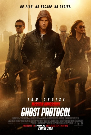 Mission: Impossible - Ghost Protocol 1382x2048