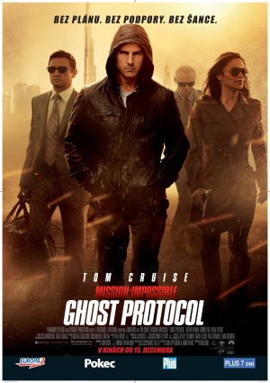 Mission: Impossible - Ghost Protocol 3527x5000