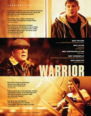 Warrior 600x768