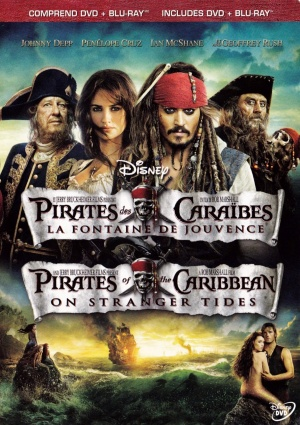 Pirates of the Caribbean: On Stranger Tides 1512x2140