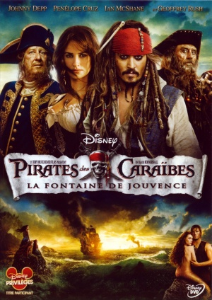 Pirates of the Caribbean: On Stranger Tides 1539x2173