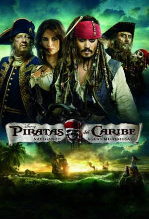 Pirates of the Caribbean: On Stranger Tides 1357x2000
