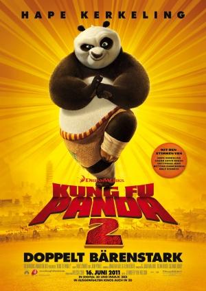Kung Fu Panda 2 2480x3508