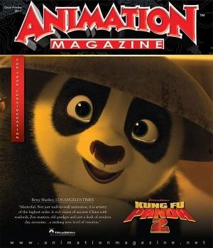 Kung Fu Panda 2 600x698