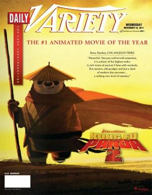 Kung Fu Panda 2 600x769