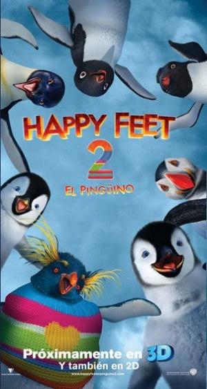 Happy Feet Two 302x567