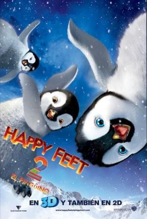 Happy Feet Two 410x610