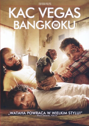 The Hangover Part II 1537x2175