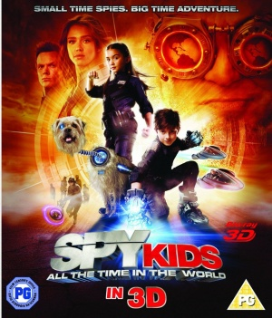 Spy Kids 4: All the Time in the World 1106x1294