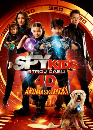 Spy Kids 4: All the Time in the World 3570x5000