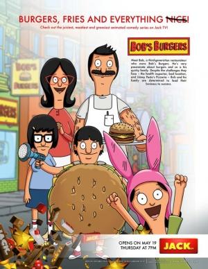 Bob's Burgers 556x720