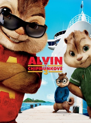 Alvin and the Chipmunks: Chipwrecked 3699x5000