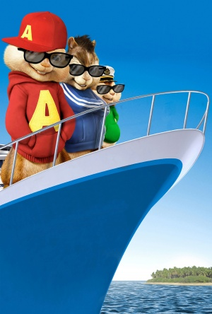Alvin and the Chipmunks: Chipwrecked 3376x5000