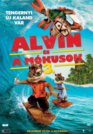 Alvin and the Chipmunks: Chipwrecked 1000x1441