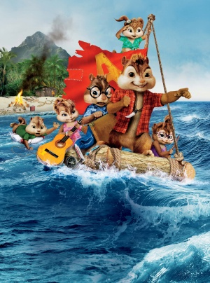 Alvin and the Chipmunks: Chipwrecked 3709x5000