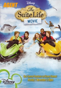The Suite Life Movie poster