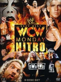 WWE: The Very Best of WCW Monday Nitro poster