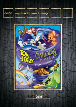 Tom & Jerry und der Zauberer von Oz 1612x2274