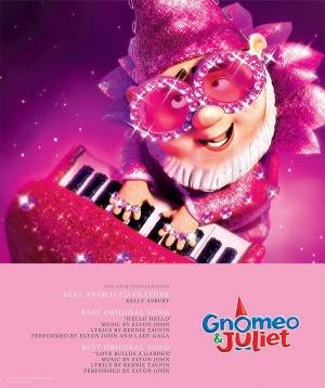 Gnomeo & Julia 600x715