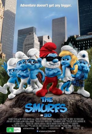 The Smurfs 1181x1711