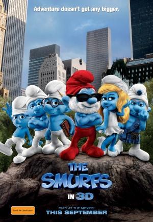 The Smurfs 2421x3507