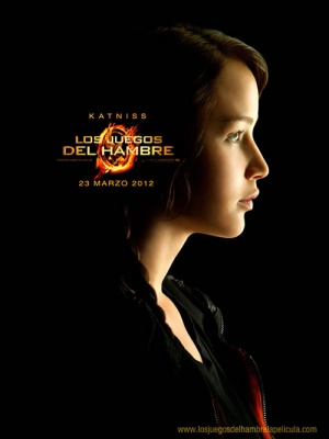 The Hunger Games 500x667