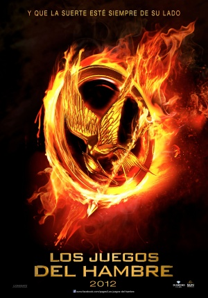 The Hunger Games 3500x5000