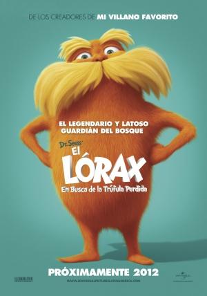 The Lorax 2315x3303