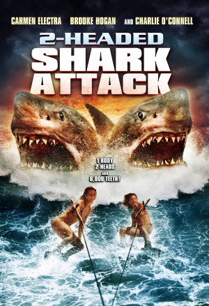 2-Headed Shark Attack 2458x3600