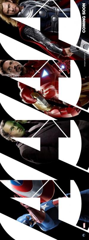 The Avengers 611x1650