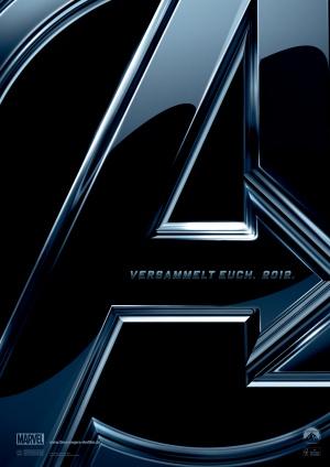 The Avengers 3508x4961