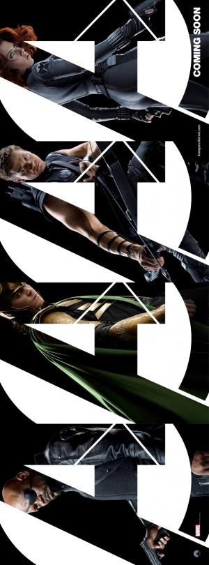 The Avengers 611x1649