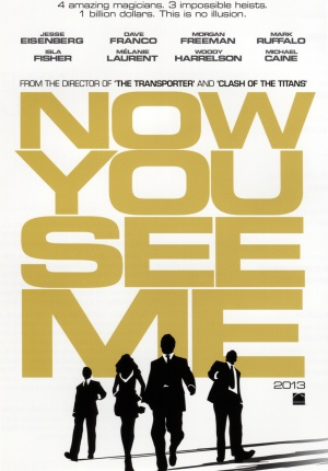 Now You See Me 1654x2368