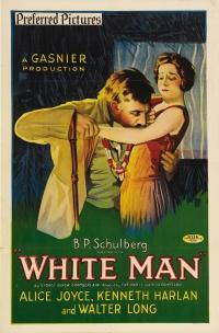White Man poster