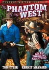 The Phantom of the West Cover