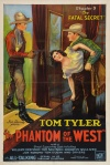 The Phantom of the West Poster