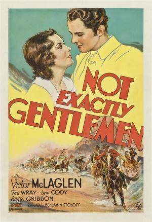 Not Exactly Gentlemen 2055x3000