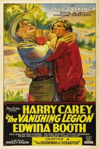 The Vanishing Legion poster