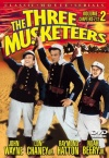 The Three Musketeers Cover