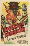 Undersea Kingdom Poster