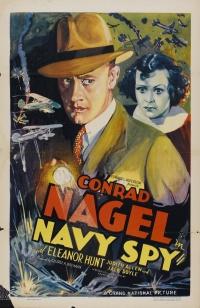 Navy Spy poster