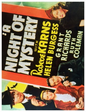 Night of Mystery Poster