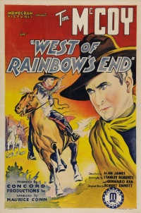 West of Rainbow's End poster